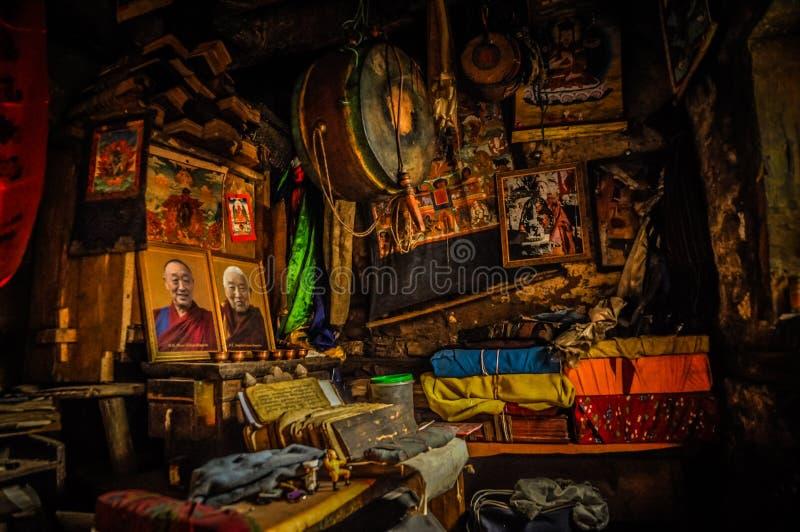 Muchas cosas en Nepal imagen de archivo libre de regalías