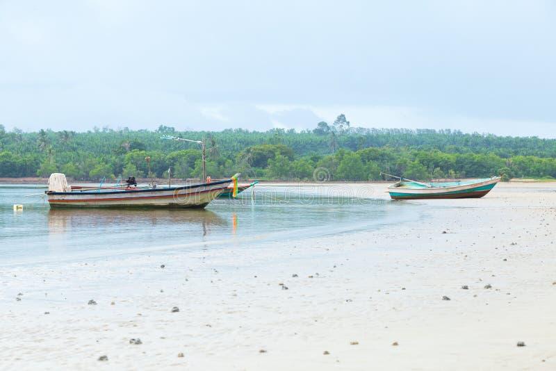 Muchos barcos de pesca fotos de archivo libres de regalías