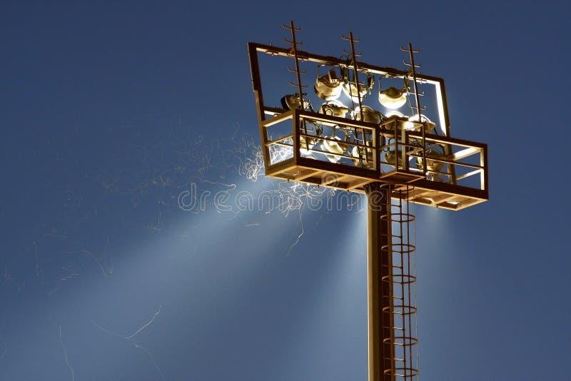muchy światło zdjęcie stock