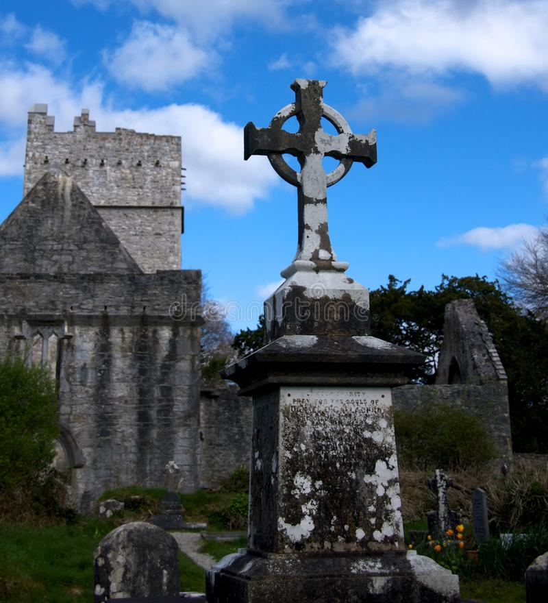 Download Muckross Abbey stock image. Image of ruins, friary, national - 19344587