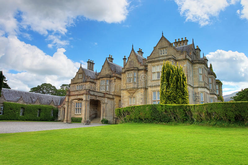 Download Muckross House In Killarney National Park, Ireland Stock Photo - Image of nature, ancient: 21240440