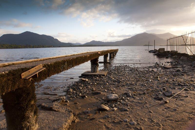 Download Muckross lake killarney stock photo. Image of ring, green - 25935096