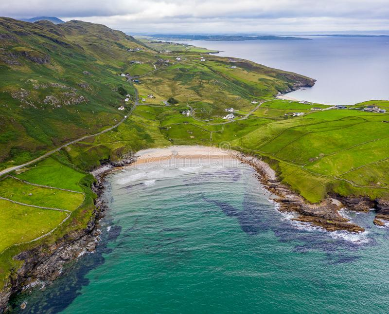 Mucross Head is a small peninsula about 10km west of Killybegs in County Donegal in north-west Ireland and contains a. Popular rock-climbing area, noted for its stock images