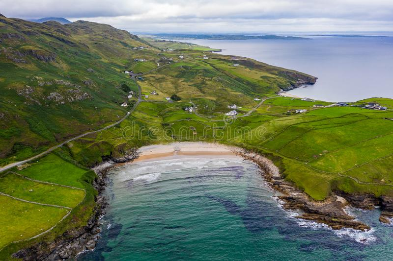 Mucross Head is a small peninsula about 10km west of Killybegs in County Donegal in north-west Ireland and contains a. Popular rock-climbing area, noted for its stock photography