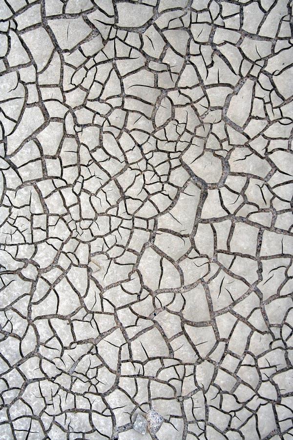 Mud Cracks royalty free stock photography