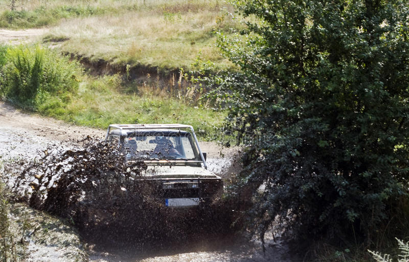 Download Mud devourer stock image. Image of adventurous, competitions - 15763783