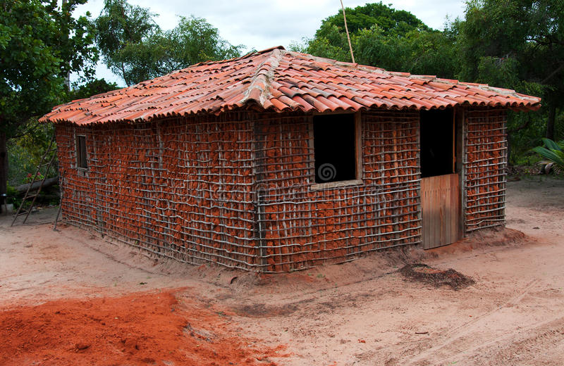 Mud House Royalty Free Stock Images