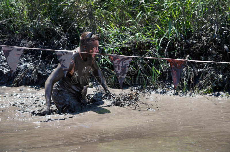 Download Mud man stock photo. Image of healthy, brown, outdoors - 25882446
