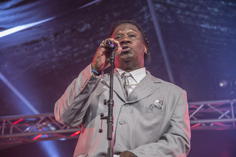 Download Mud Morganfield, Usa, Notodden Blues Festival Editorial Stock Photo - Image: 32749953