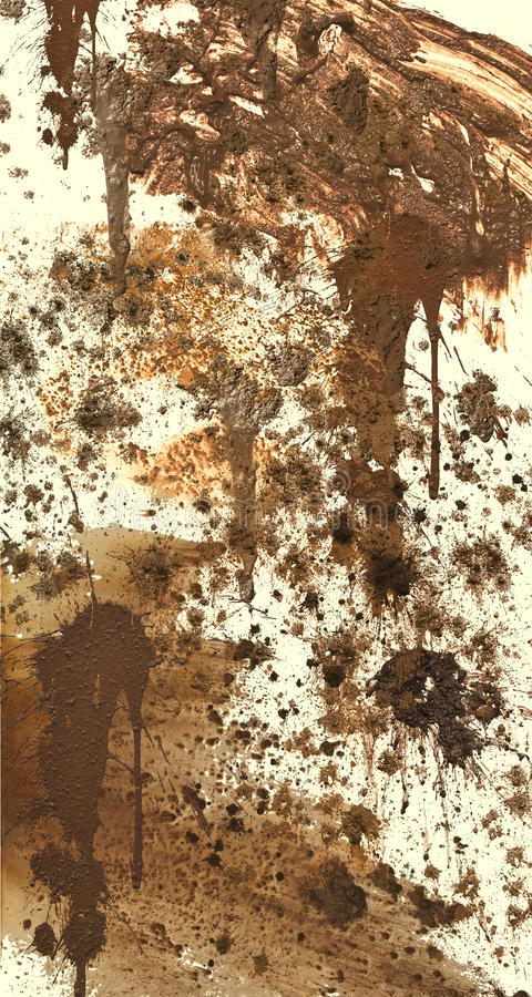 Free Mud Splattered Background Royalty Free Stock Images - 15416759