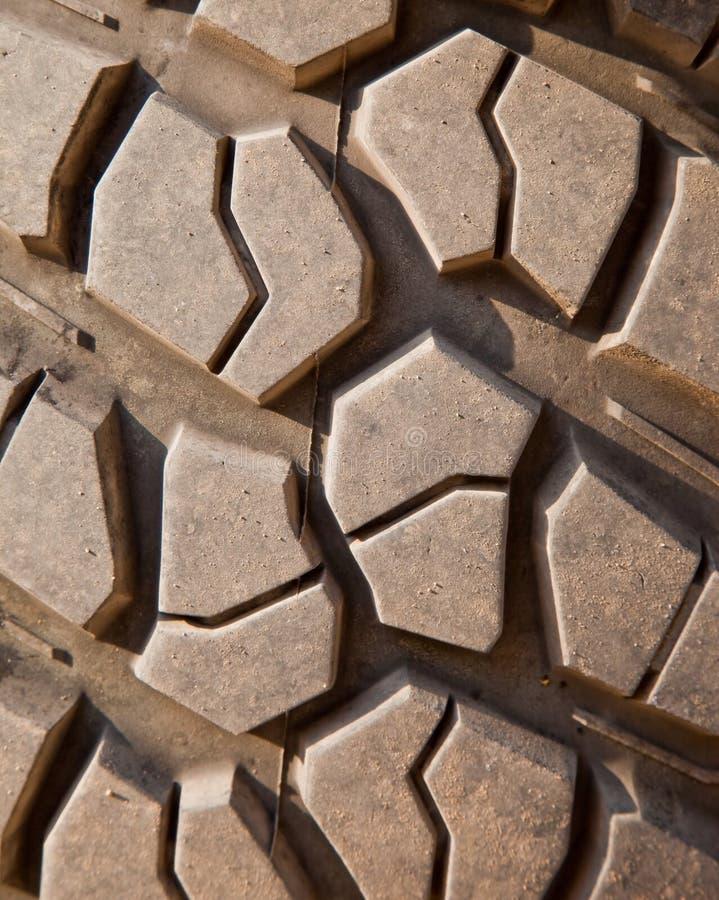 Mud terrain tire.