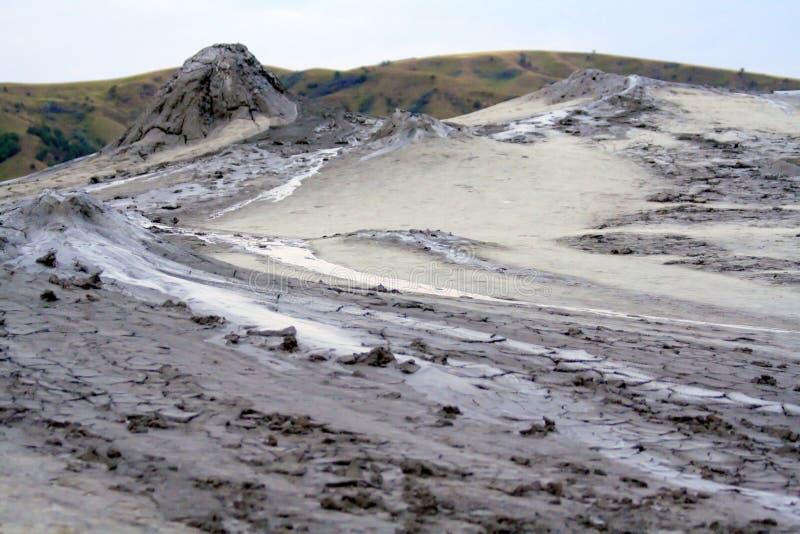 Download Mud Volcano, Berca stock photo. Image of romanian, gray - 10725794