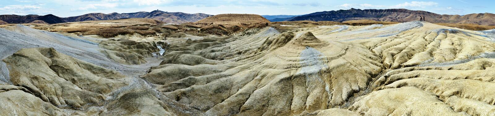 Download Mud volcanoes stock photo. Image of outdoors, geological - 24147928