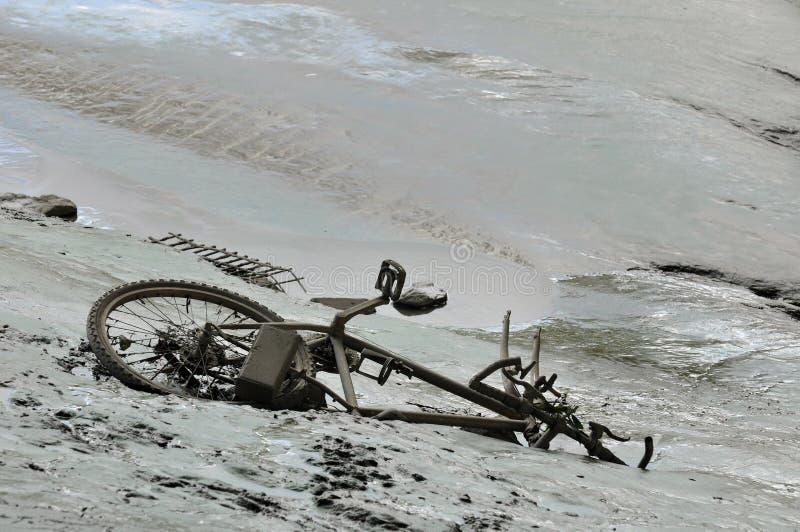 Muddy Bicycle