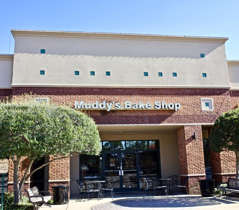Muddy`s Bake Shop, Memphis, TN royalty free stock photos