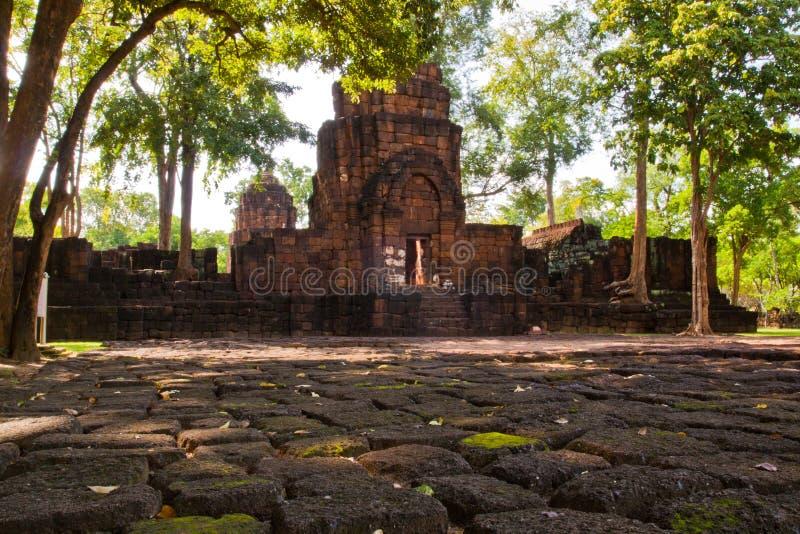 Mueang canta la sosta storica fotografie stock