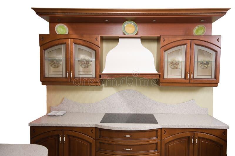 Muebles Caseros De La Cocina. Foto de archivo - Imagen de cocina ...