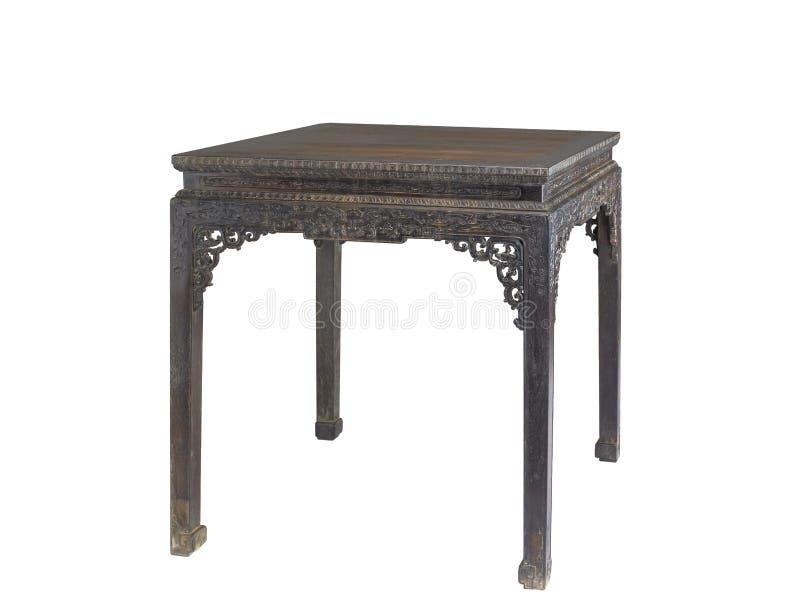 Muebles clásicos chinos del Ming-estilo foto de archivo