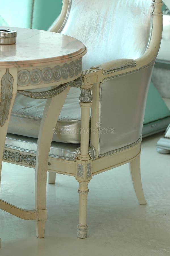 Muebles de moda foto de archivo