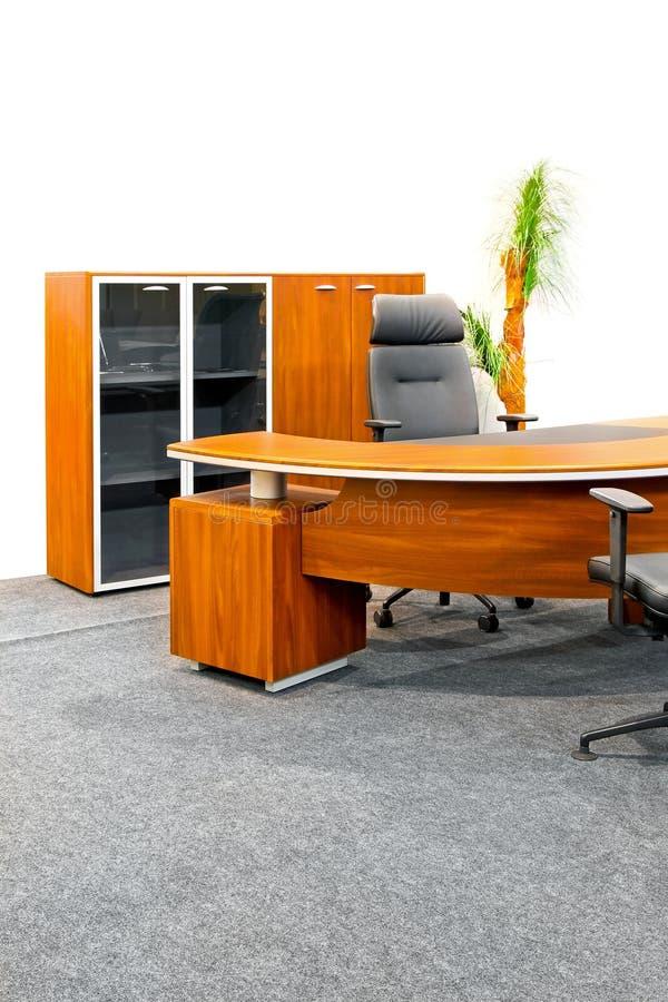 Muebles de oficinas imagen de archivo libre de regalías