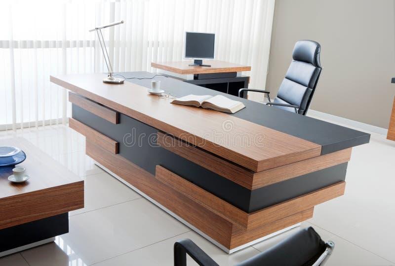 Muebles de oficinas del VIP imagen de archivo