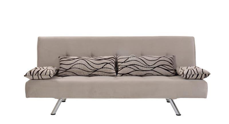 Muebles del sofá foto de archivo. Imagen de cabecera - 47055788