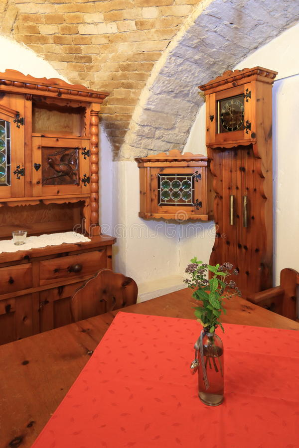 Muebles rurales imágenes de archivo libres de regalías