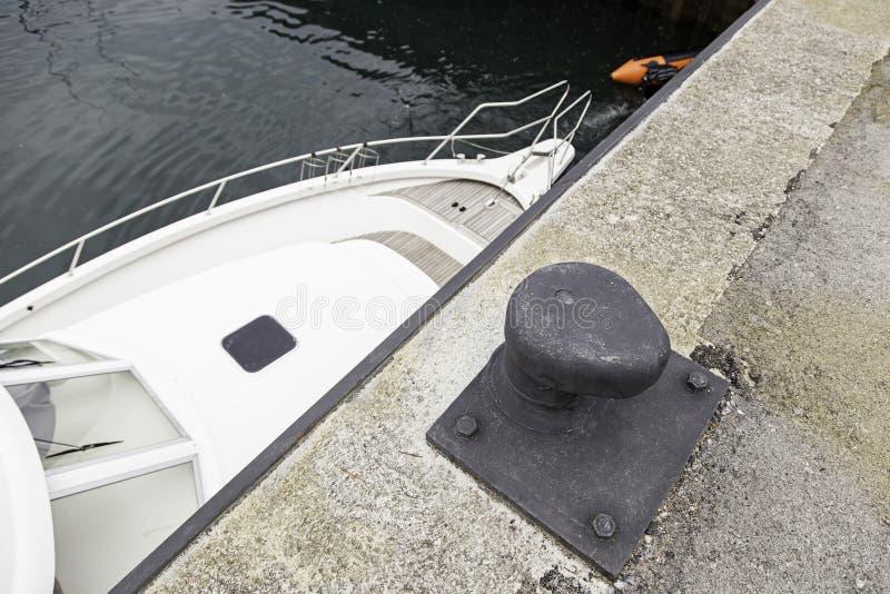 Muelle marítimo imágenes de archivo libres de regalías