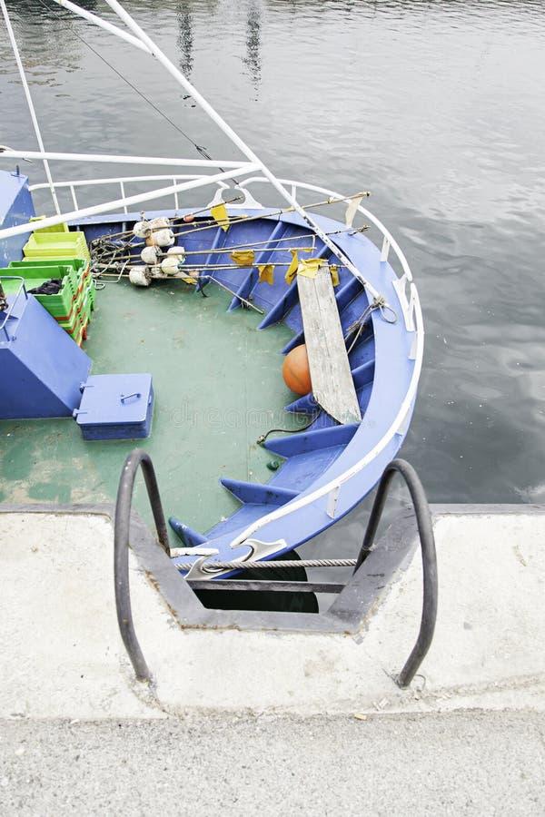Muelle marítimo imagenes de archivo