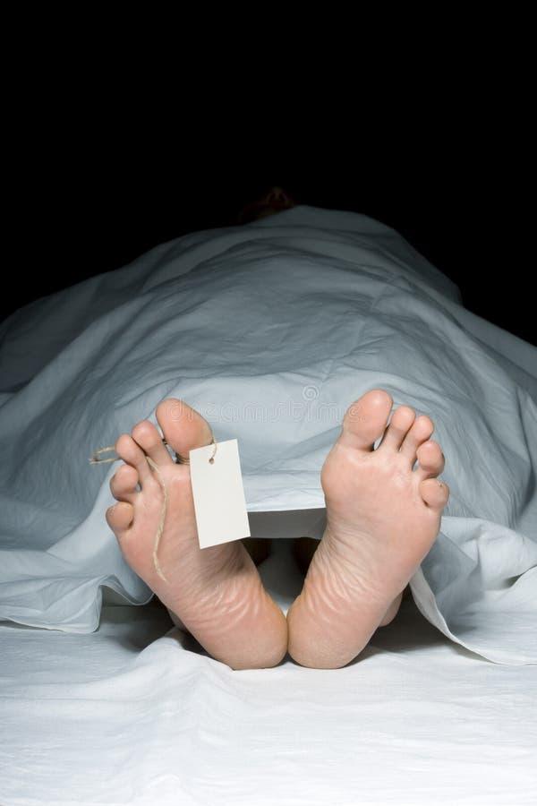 Muerte fotografía de archivo libre de regalías