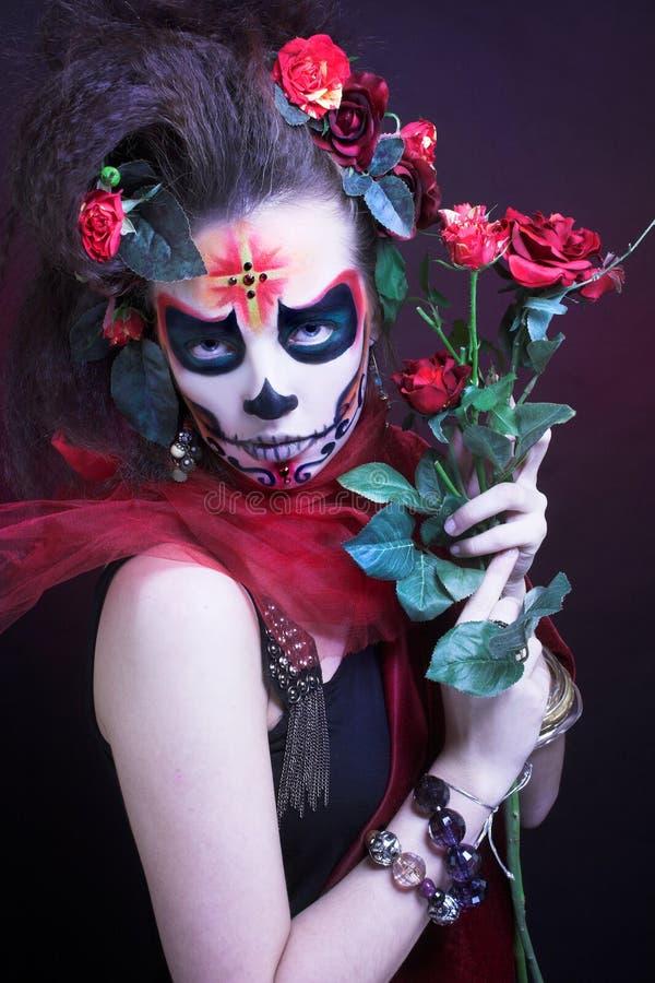 Download Muerte santa стоковое изображение. изображение насчитывающей мрачно - 40580837