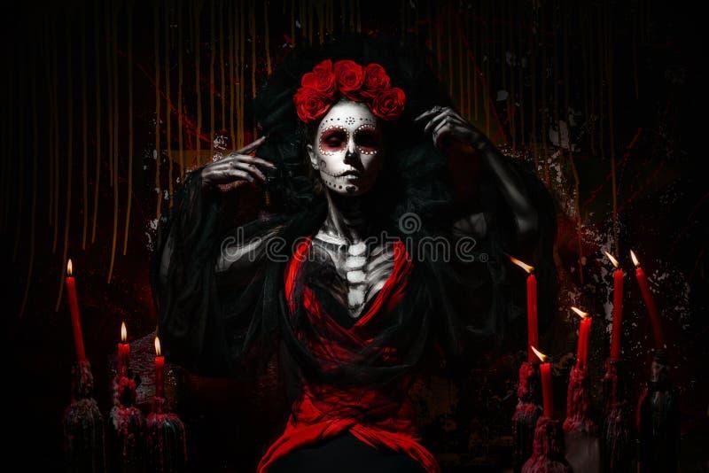 muerte santa στοκ εικόνα