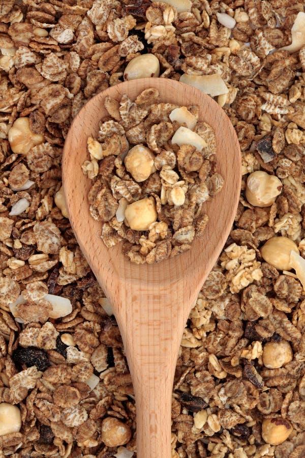 Download Muesli stock image. Image of healthy, wholefood, food - 25495157