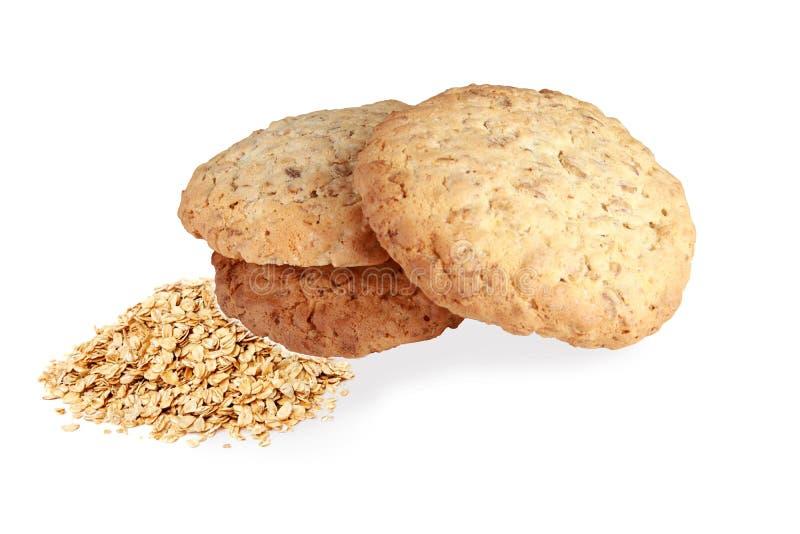 Download Muesli Cookies.Oat Cookies. Homemade Biscuits, With Oat Flakes I Stock Image - Image of fresh, crumbs: 105520283