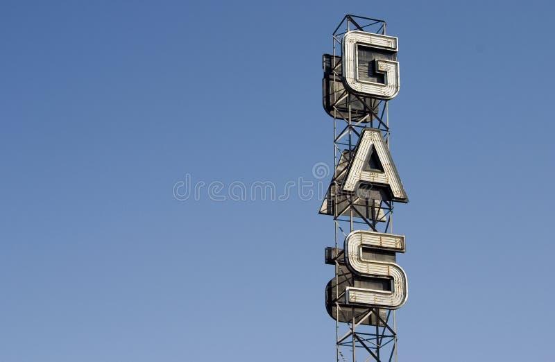 Muestra 4 del gas imagenes de archivo