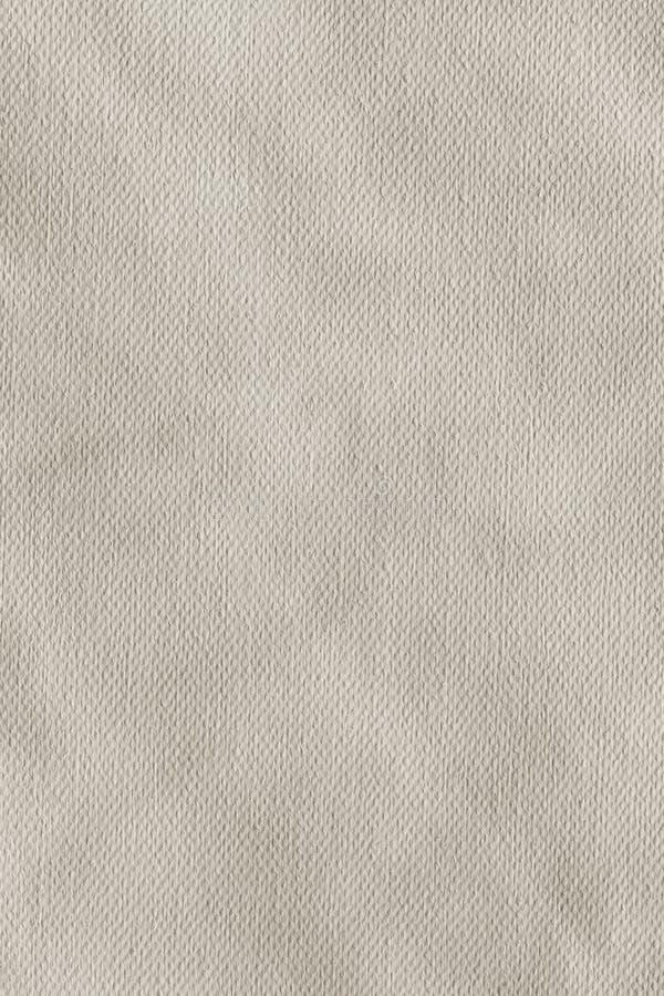 Muestra arrugada lona de algodón preparada de la textura del artista imagenes de archivo