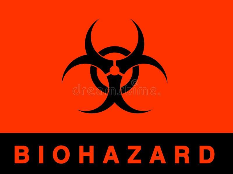 Muestra de Biohazard libre illustration
