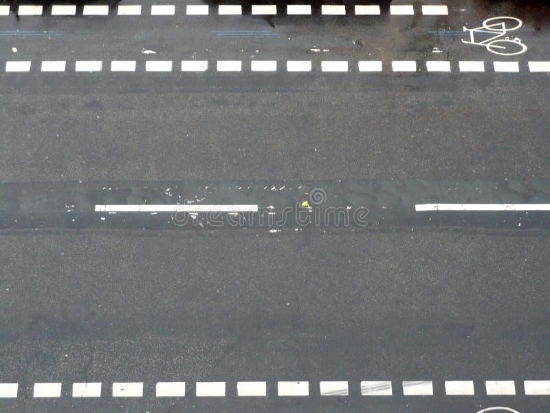 Muestra de camino de arriba fotografía de archivo libre de regalías