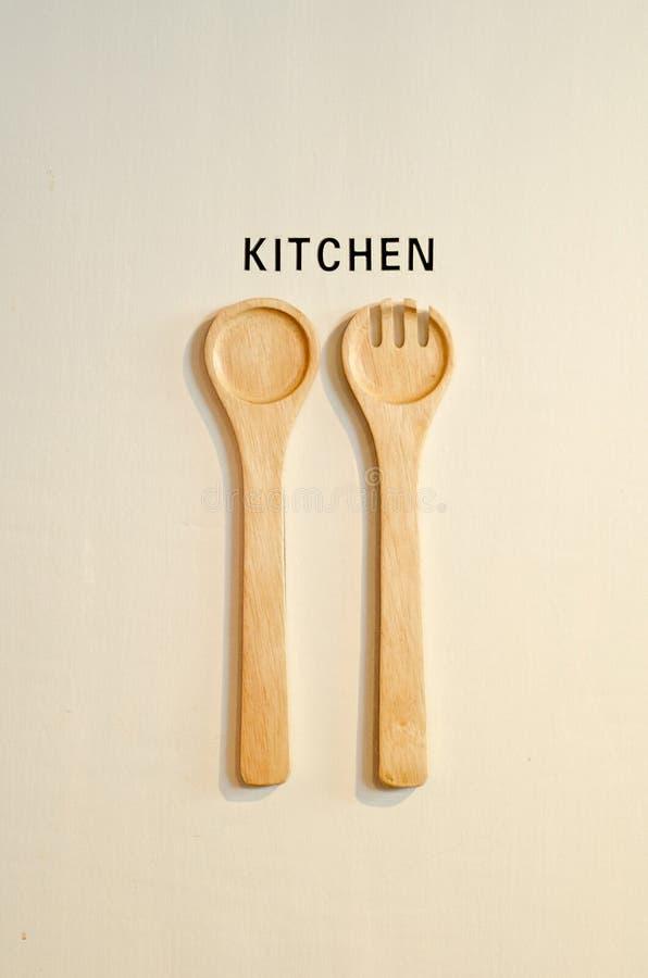 Herramientas de la cocina imagen de archivo libre de regalías