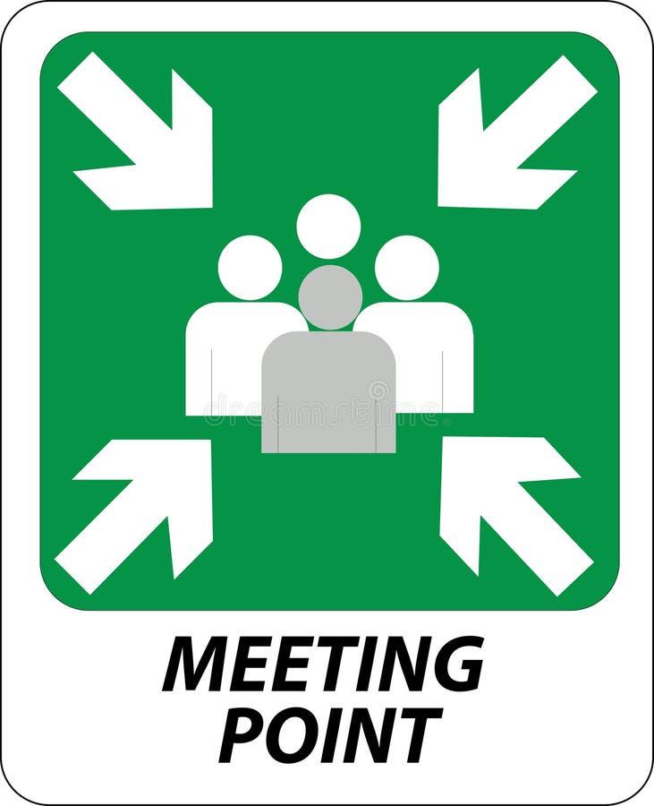 Muestra de la punta de reunión libre illustration