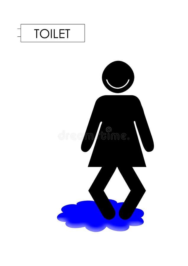Muestra de las señoras libre illustration