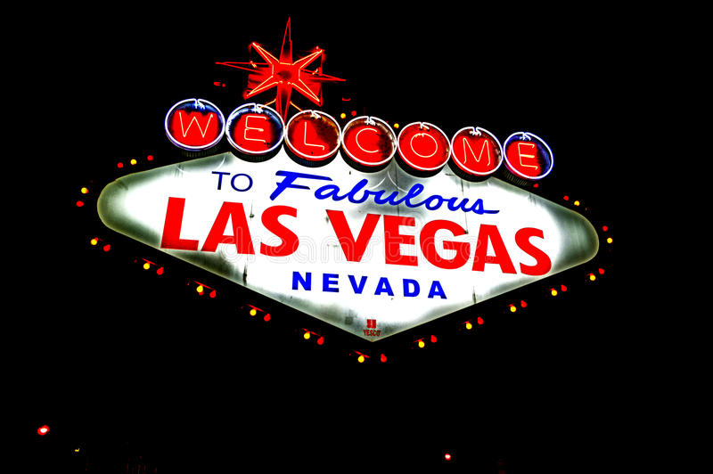 Download Muestra de Las Vegas imagen editorial. Imagen de nevada - 64210370