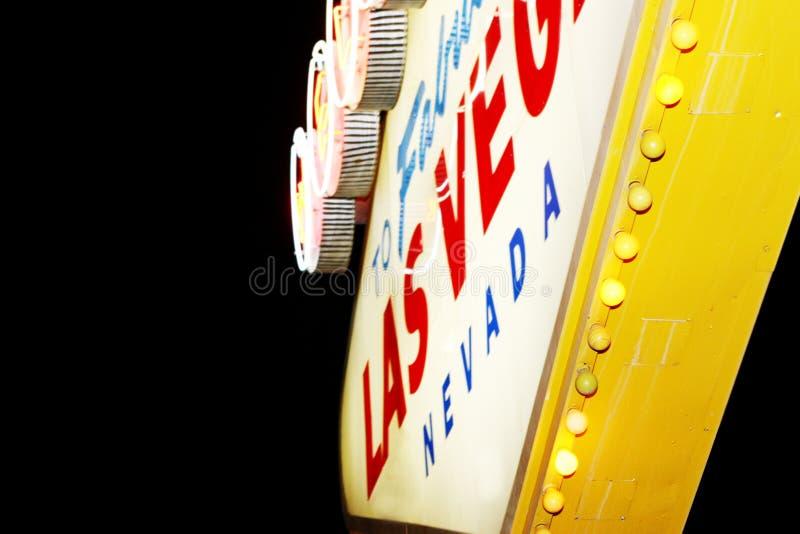 Muestra de Las Vegas imagenes de archivo