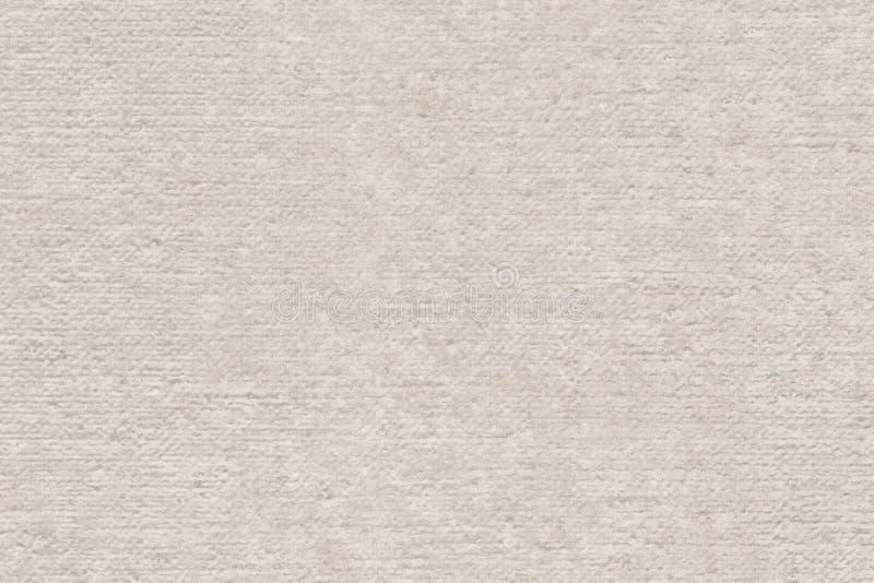 Muestra de lino de la textura del Grunge de Duck Primed Canvas Coarse Grain del artista imagen de archivo libre de regalías