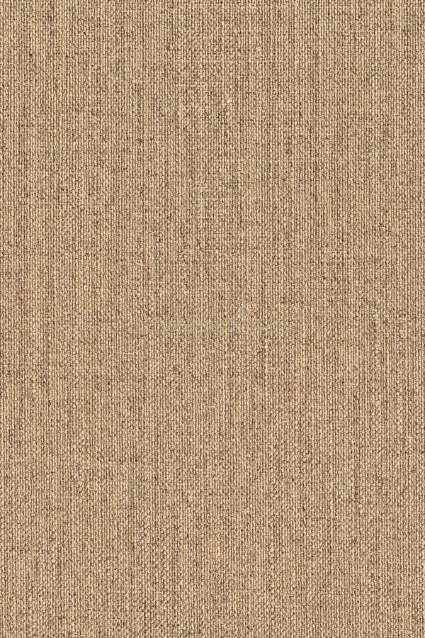 Muestra de lino de la textura del Grunge de la lona del grano grueso del artista fotografía de archivo