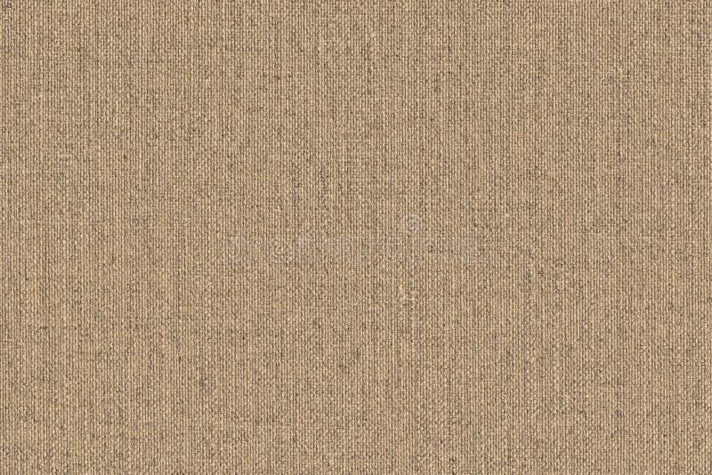 Muestra de lino de la textura del Grunge de la lona del grano grueso del artista fotos de archivo