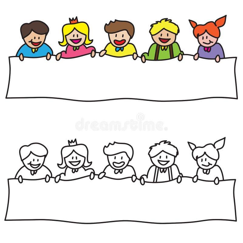 Muestra de los cabritos libre illustration
