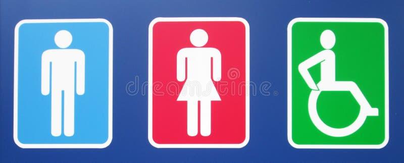 Muestra de los lavabos foto de archivo libre de regalías