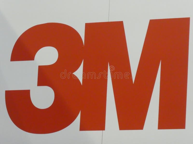 Muestra de 3M Company foto de archivo libre de regalías