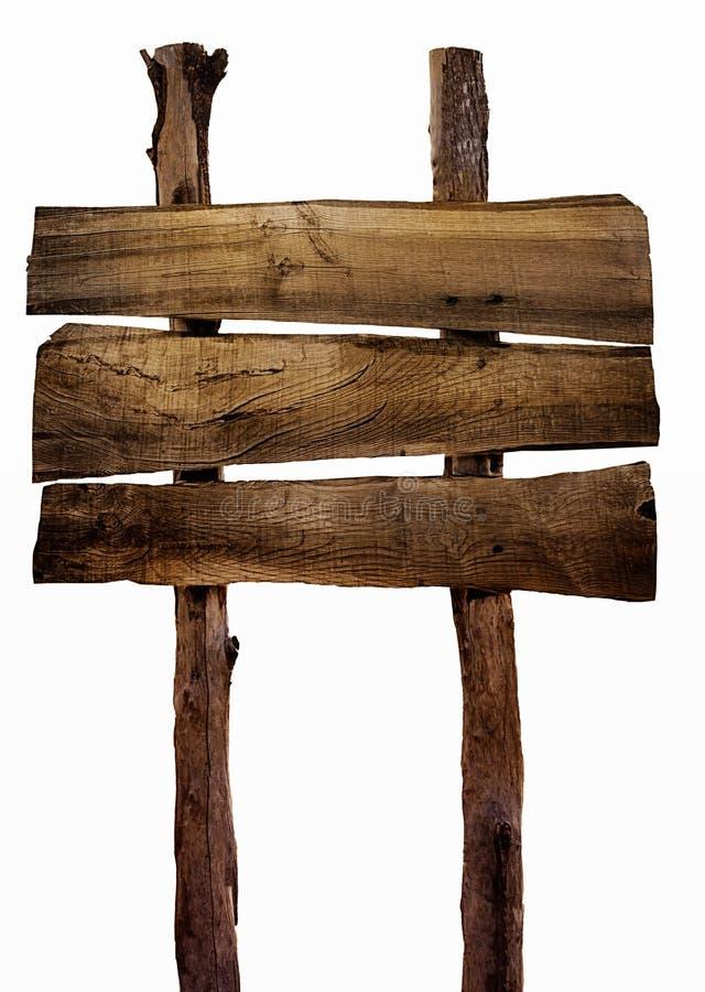 Muestra de madera ilustración del vector
